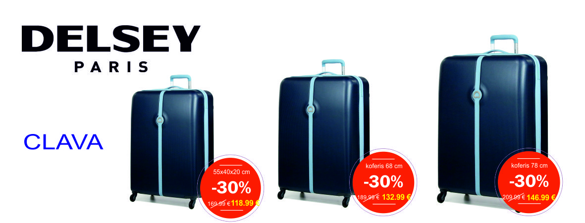 Luggage online-shop www.koferi24.lv
